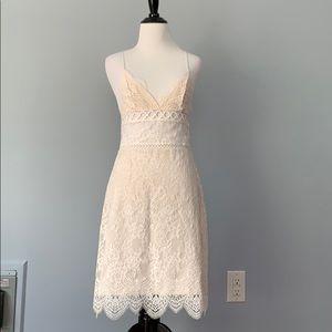 NWT XS Eyelit Dress/Nighty VS